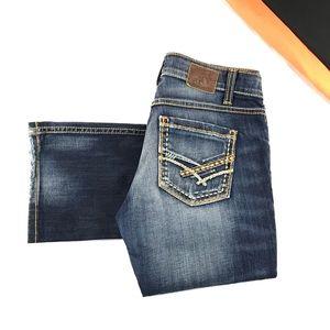 BKE Kate Jeans Size 27 Bootcut